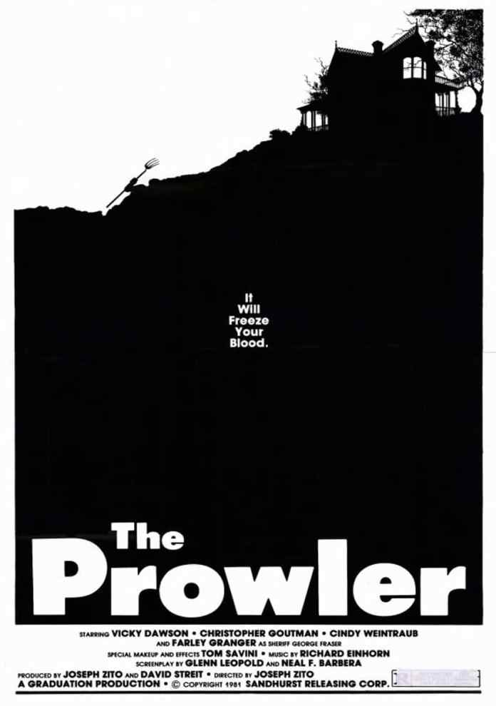prowler 1981 poster 3
