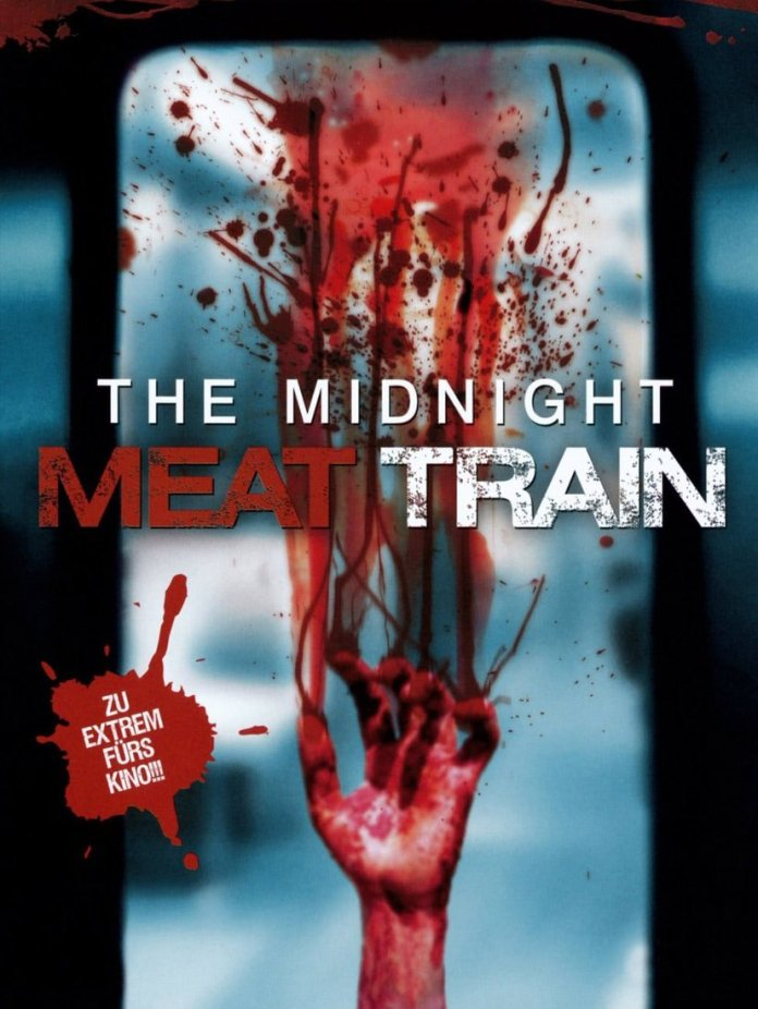 Midnight Meat Train poster 4