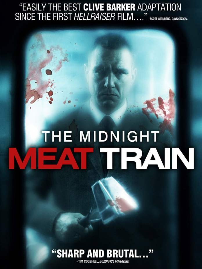 Midnight Meat Train poster 6