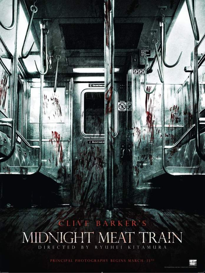 Midnight Meat Train poster 7
