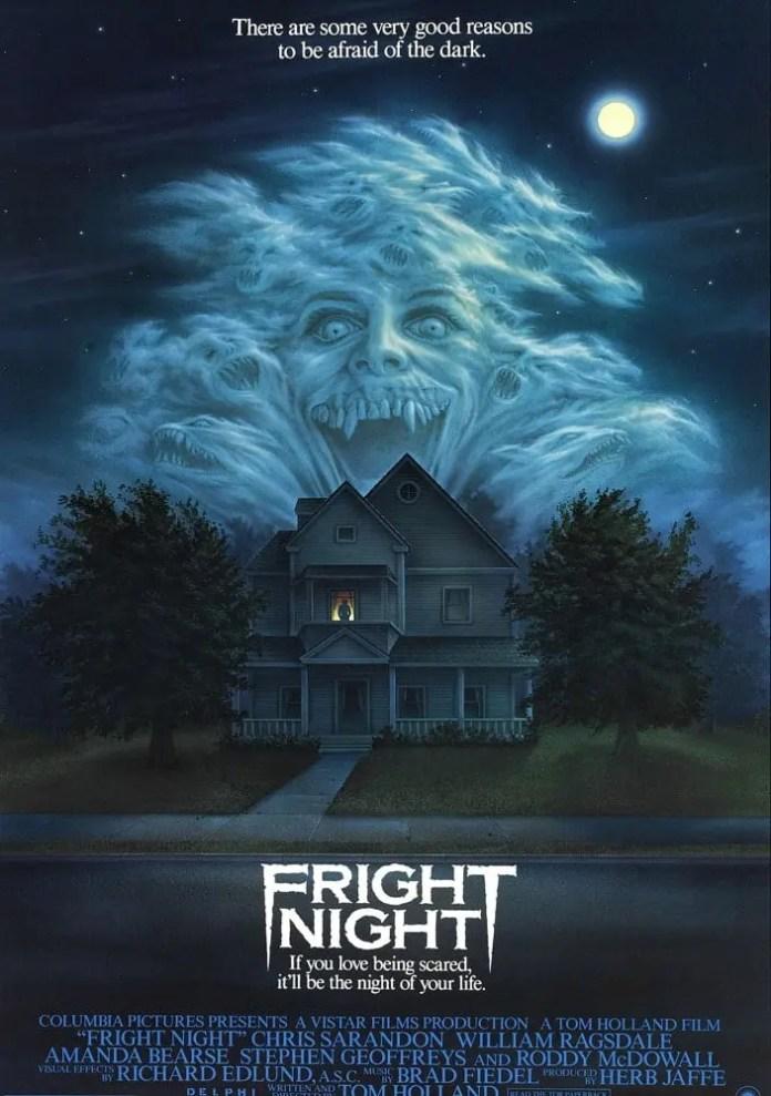 fright night 1985 poster 6