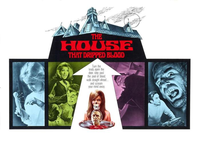 house dripped blood 1971