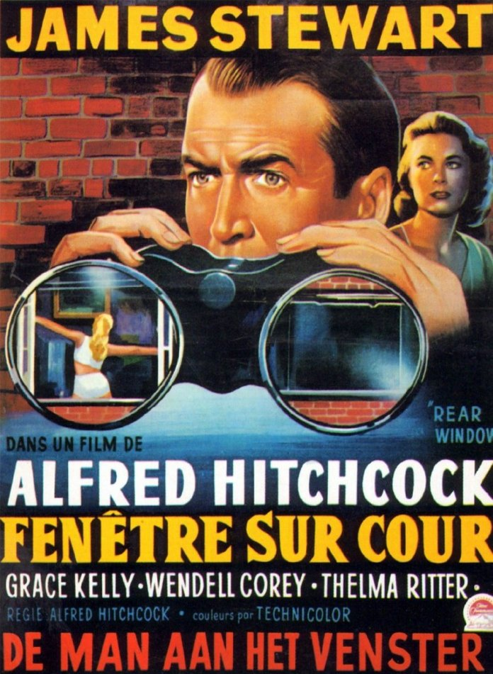 rear window 1954 poster 8