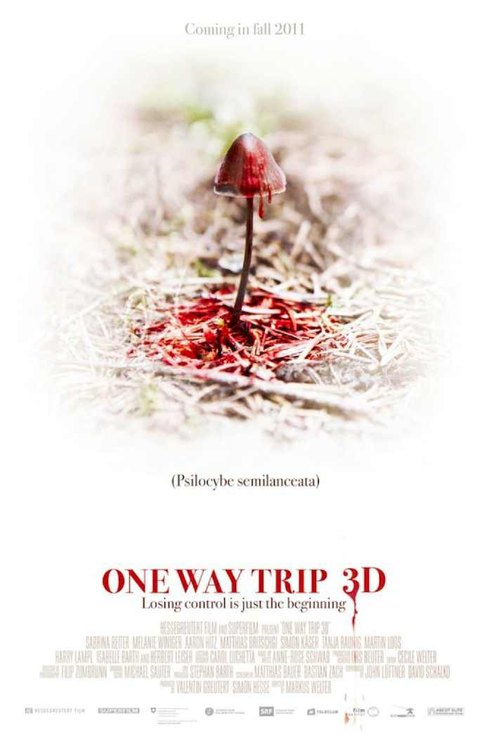 one way trip 2011 poster 1