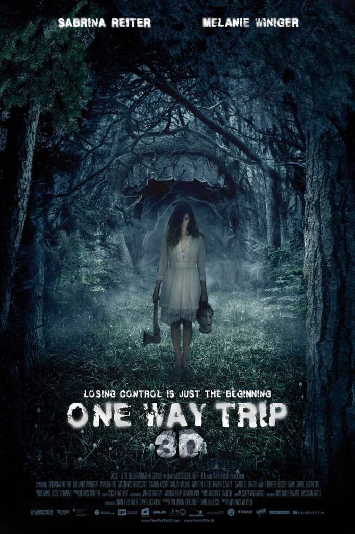 one way trip 2011 poster 3