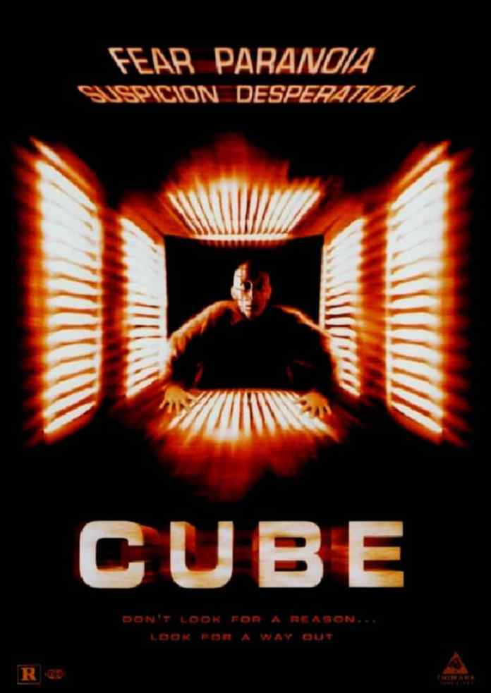 cube 1997 poster 1