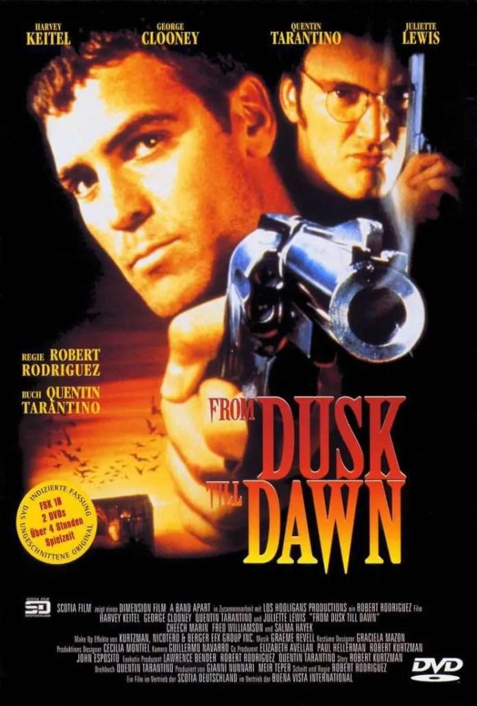 dusk till dawn poster 2