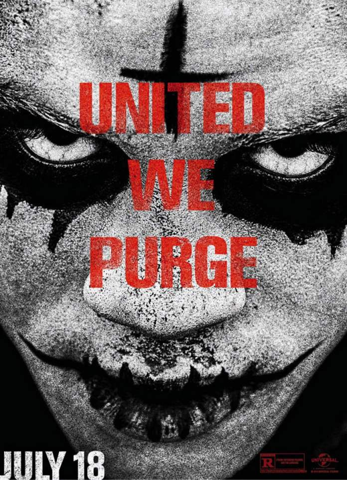purge anarchy 2014 poster