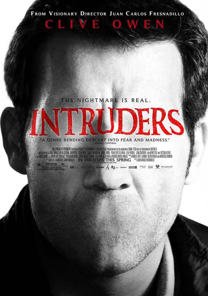 intruders 2011 poster 2