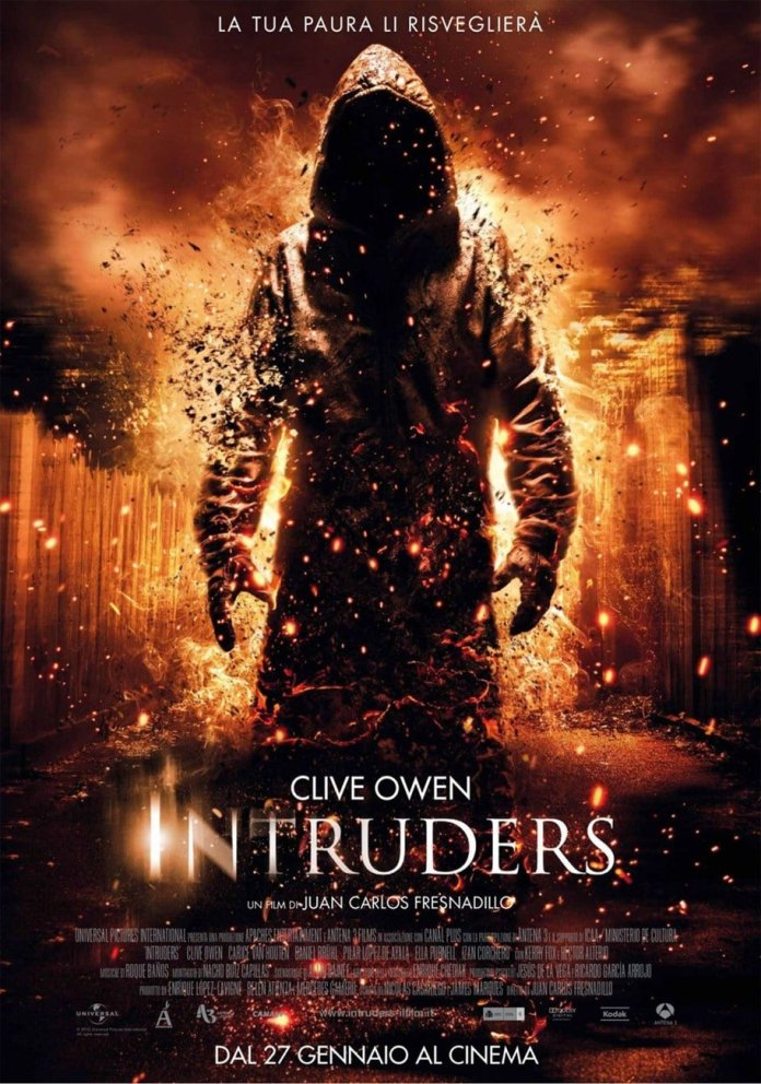 intruders 2011 poster 3