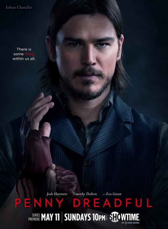 penny dreadful poster 2
