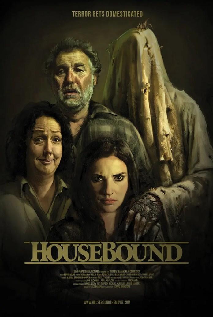housebound 2014 poster