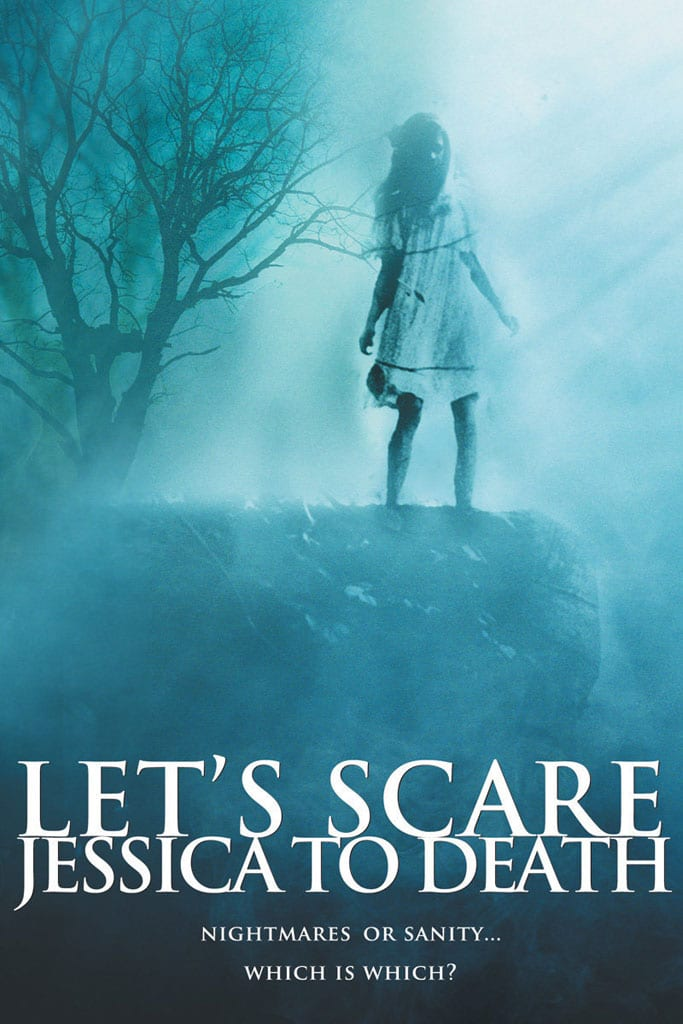 Lets Scare Jessica Death review