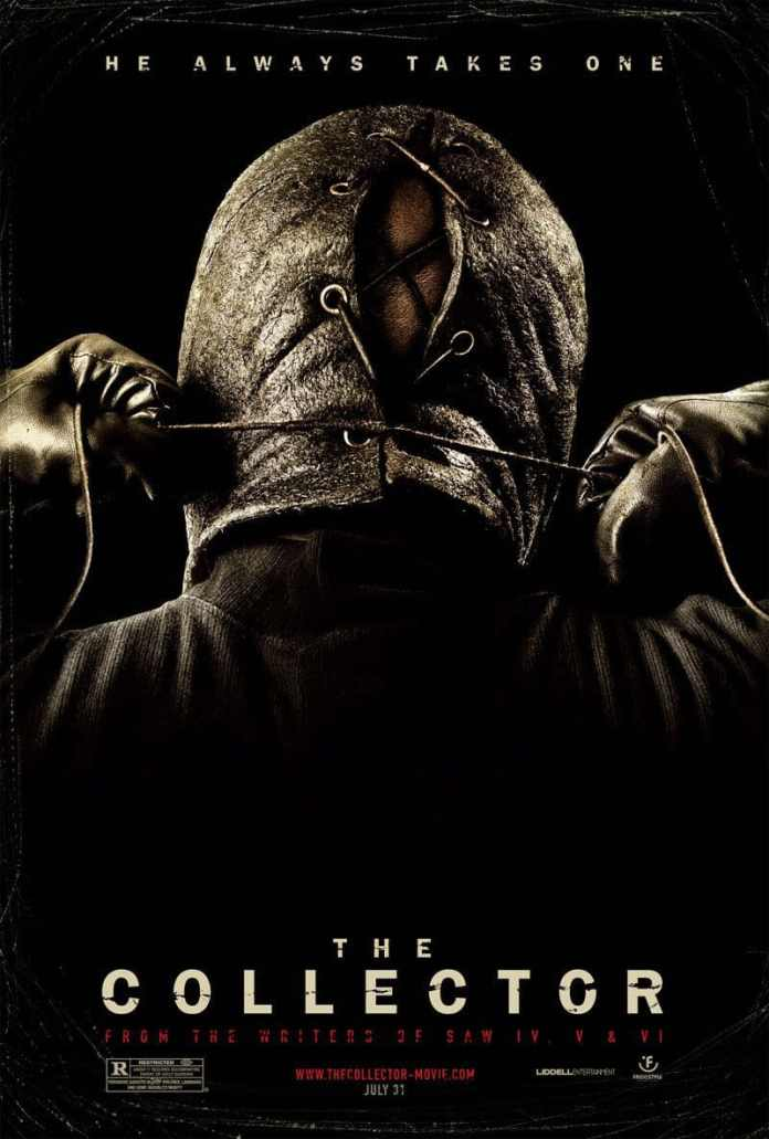 the collector 2009 poster 3