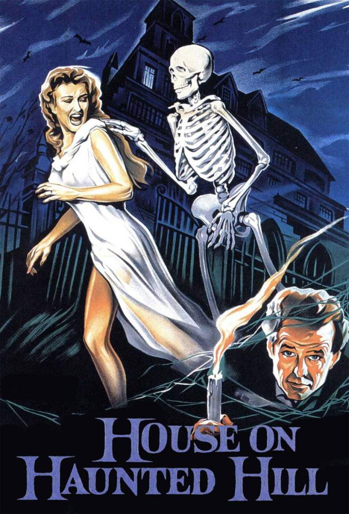 house haunted hill 1959