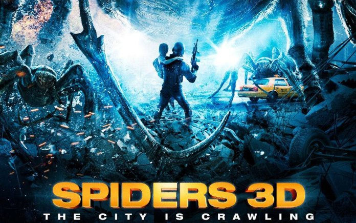 spiders 2013
