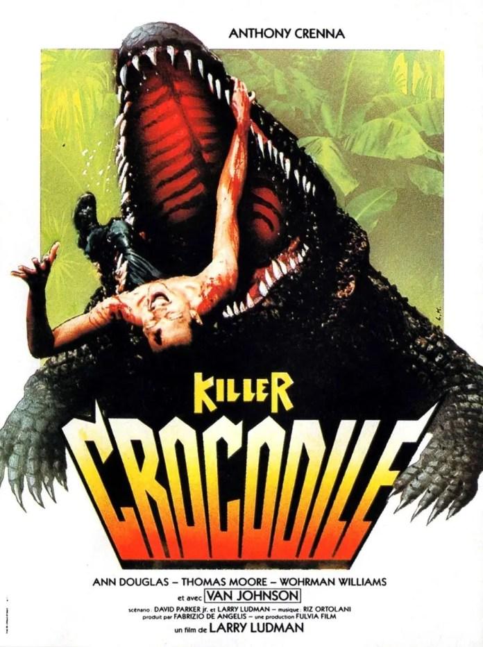 killer crocodile 1989