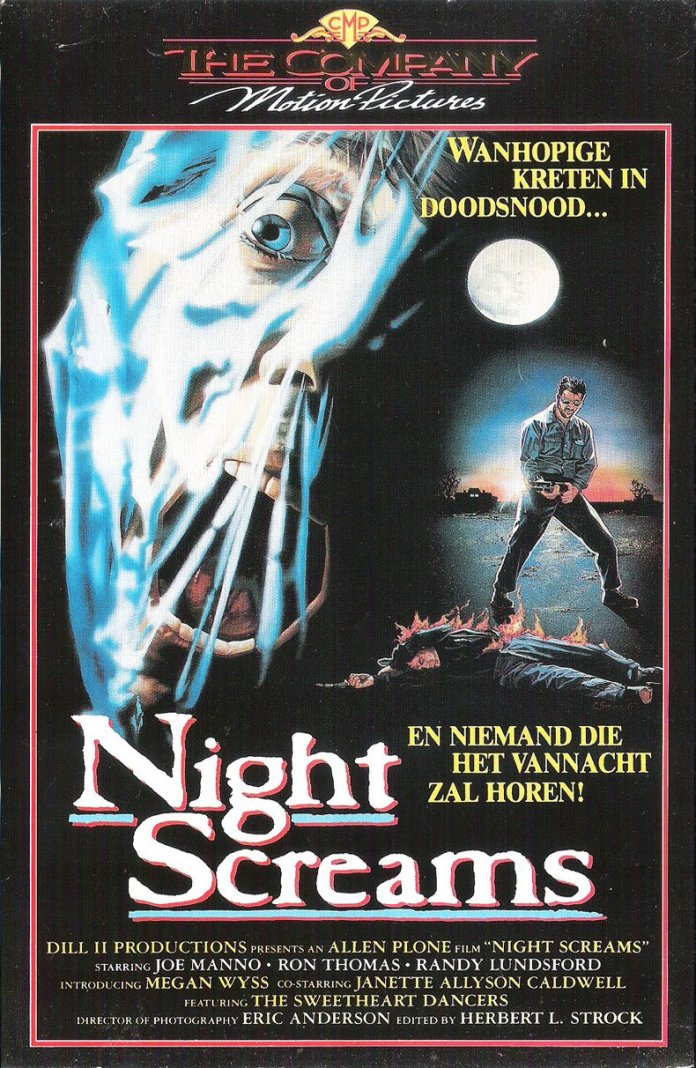 night screams poster