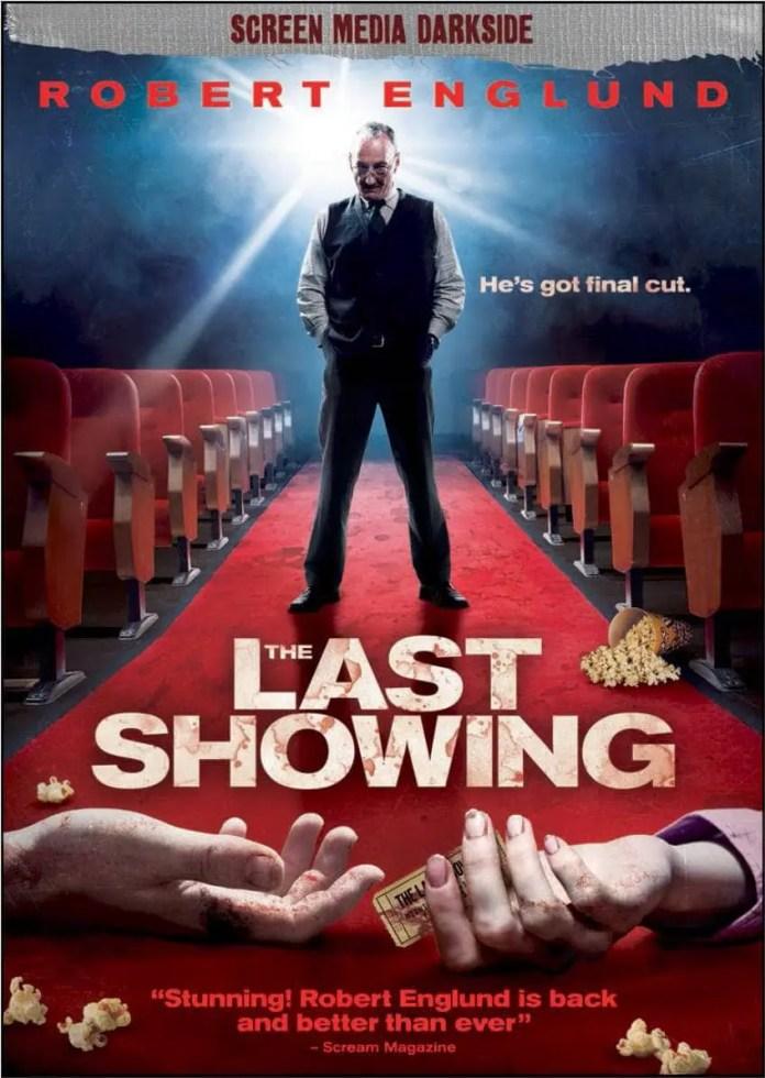 last showing