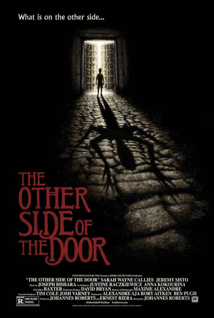 other side of the door dvd