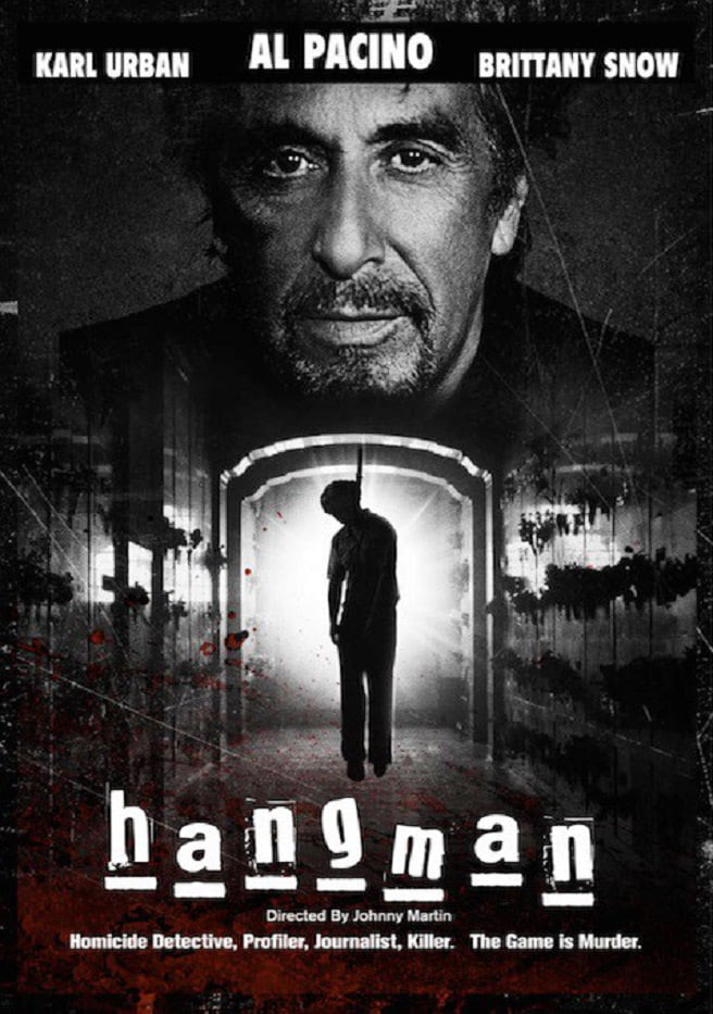 hangman movie poster