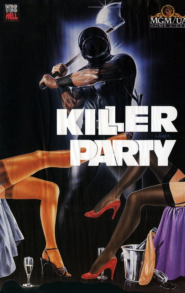 killer party poster