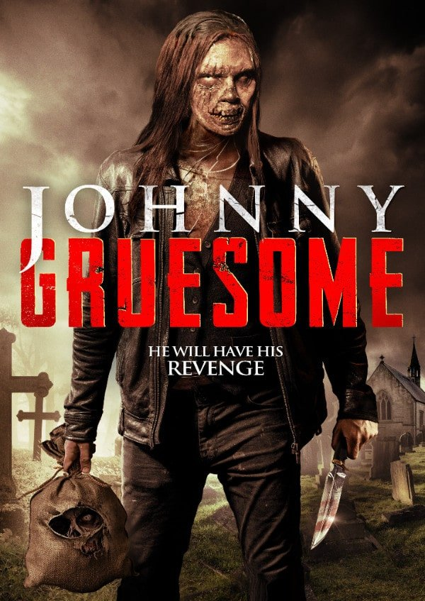 johnny gruesome poster