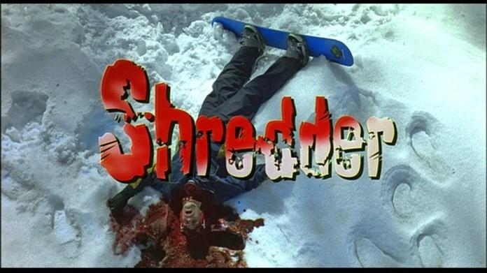 shredder 2003