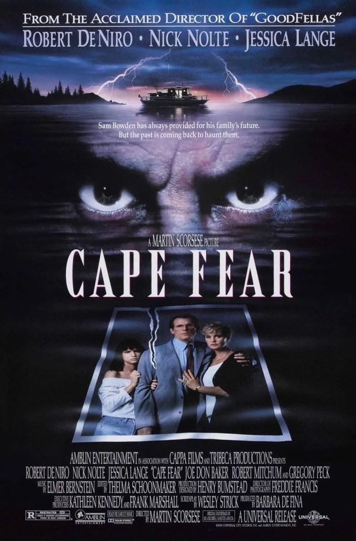 psychological thriller cape of fear