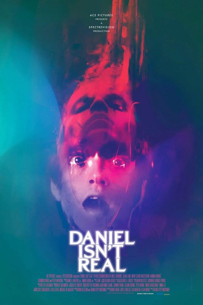 daniel isnt real poster