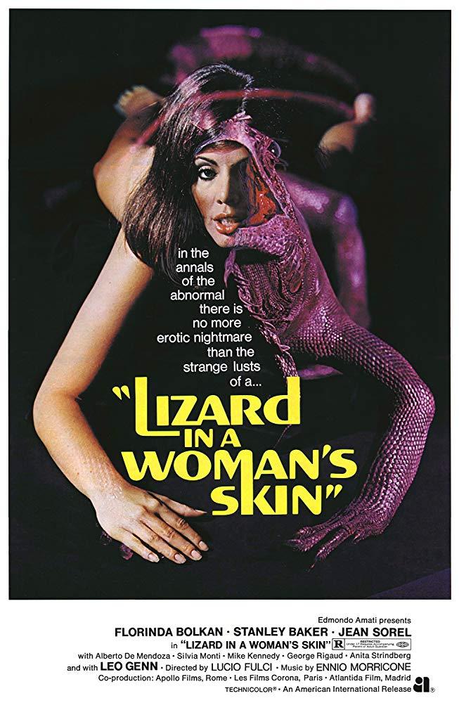 a lizard in a womans skin 1971