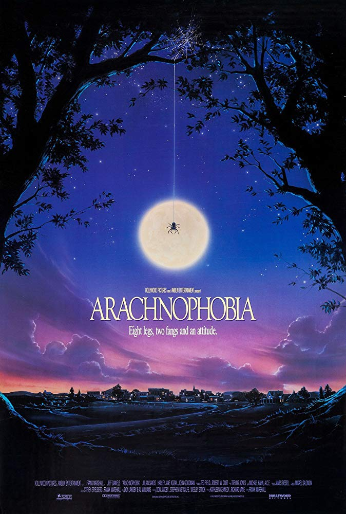 arachnophobia 1990