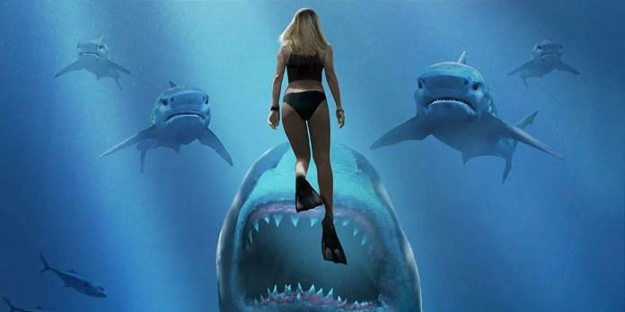 Πεινασμένοι καρχαρίες στο trailer του Deep Blue Sea 3