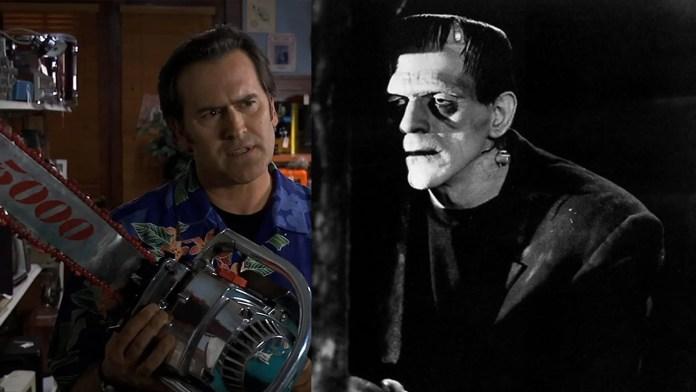 Ο Bruce Campbell ετοιμάζει το Bruce vs Frankenstein