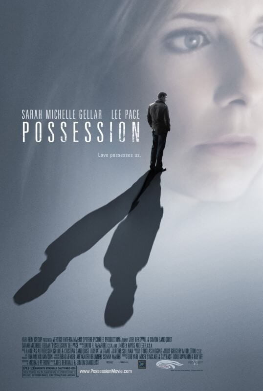 possession 2008 poster