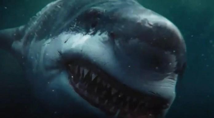 Νέα monster movie με καρχαρία από την Κίνα