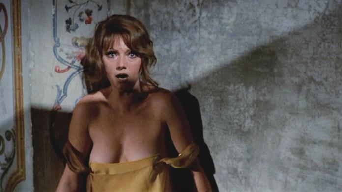 Sylva Koscina in Liza and the Devil