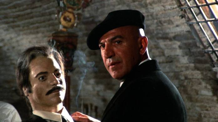 Telly Savalas in Lisa and the Devil