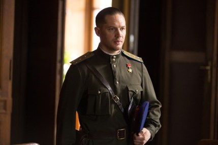 Images and and stills from CHILD 44 courtesy of Lionsgate