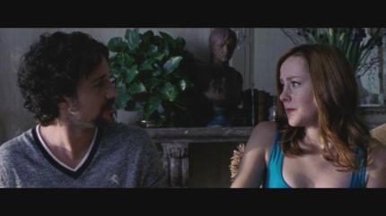 """(L-R): Thomas Ian Nicholas as H-Wood and Jena Malone as Danneel in the thriller """"10 CENT PISTOL"""" an eOne Entertainment release. Photo credit: eOne Entertainment."""