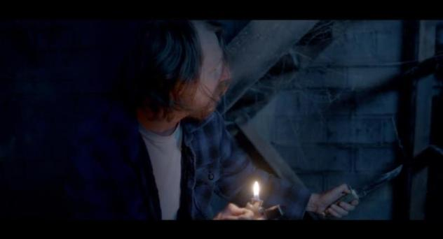 Stills from BEHIND THE WALLS