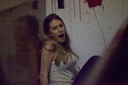 "Dylan Penn as Maya in the horror film ""CONDEMNED"" an RLJ Entertainment release. Photo credit: Paul Sarkis."