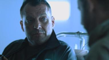 """Tom Sizemore as Zek in the sci-fi thriller film """"ATOMICA"""" a Syfy Films release. Photo courtesy of Syfy Films."""