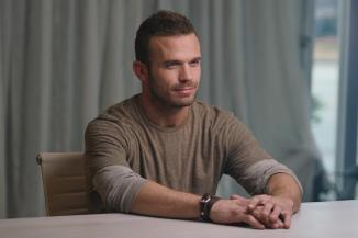 "Cam Gigandet as Gabriel Howarth in the action thriller ""THE SHADOW EFFECT"" a Momentum Pictures release. Photo courtesy of Momentum Pictures."