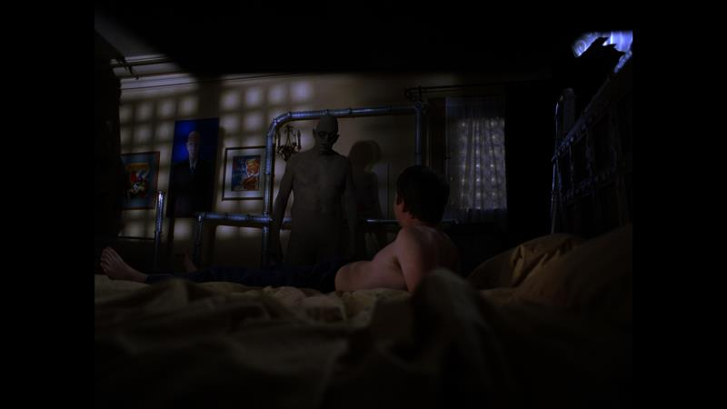 Images from THE EVIL WITHIN / Bounty Films