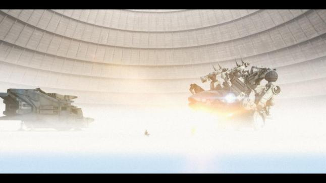 Images from ROGUE WARRIOR: ROBOT FIGHTER