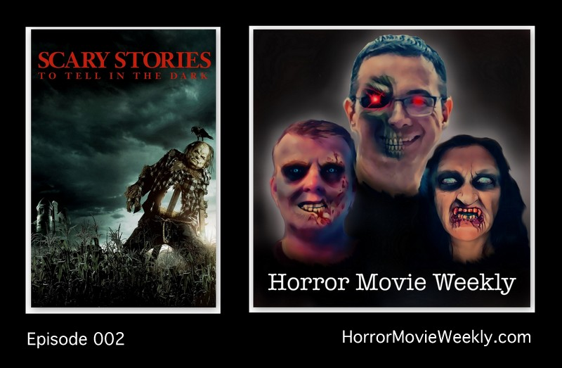 Horror Movie Weekly – Three hosts review one Horror movie