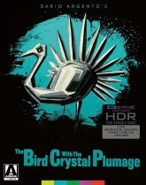 The Bird With The Crystal Plumage (1970) (UHD Limited Edition) Available June 29