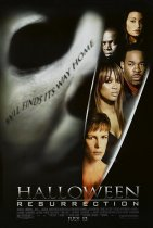 Horror History: Friday, July 12, 2002: Halloween: Resurrection was released in theaters