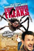 Horror History: Wednesday, July 17, 2002: Eight Legged Freaks was released in theaters